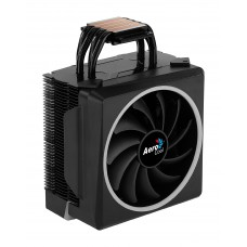 AeroCool охладител CPU Cooler - Cylon 4 BLACK aRGB PWM - ACTC-CL30410.01